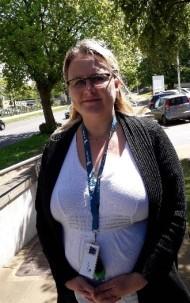 Vicky Husdon, Operations manager
